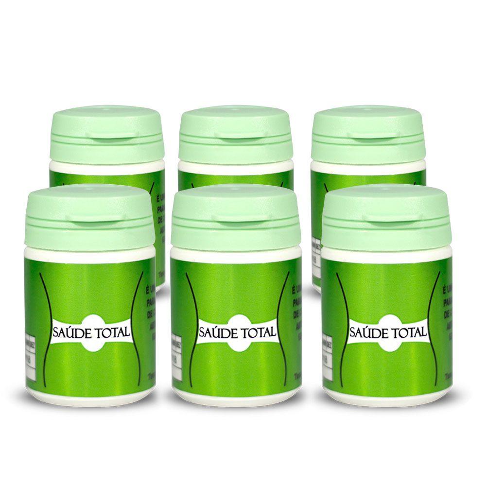 Saúde Total Harp 100 mg - Combo com 6 potes  - Composto Natural