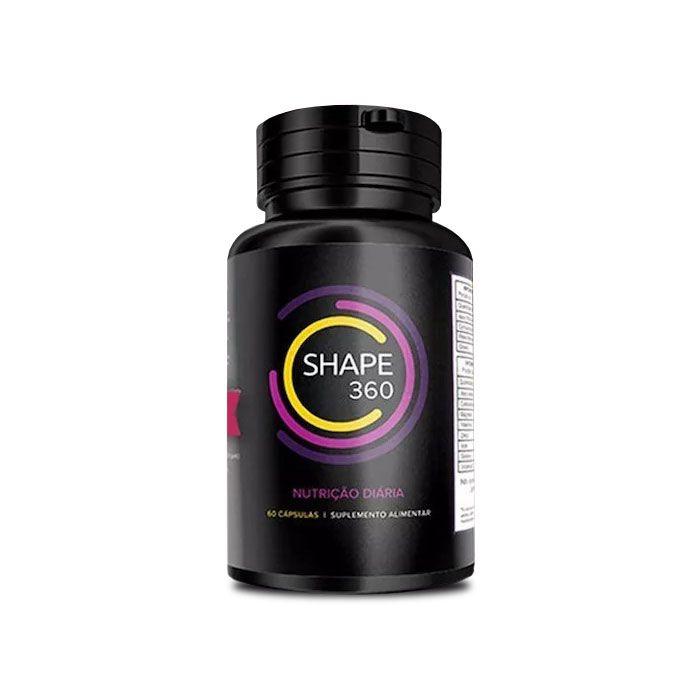 Shape 360 - 60 Cápsulas