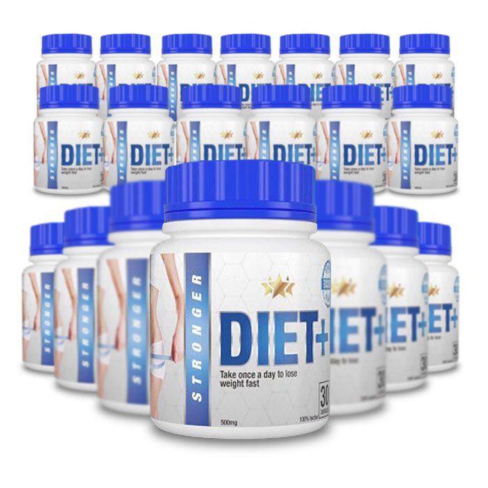 Stronger Diet 30 Cápsulas 20 Potes