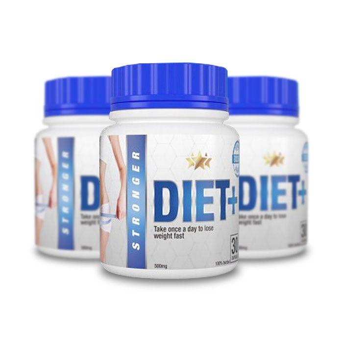 Stronger Diet 30 Cápsulas 3 Potes