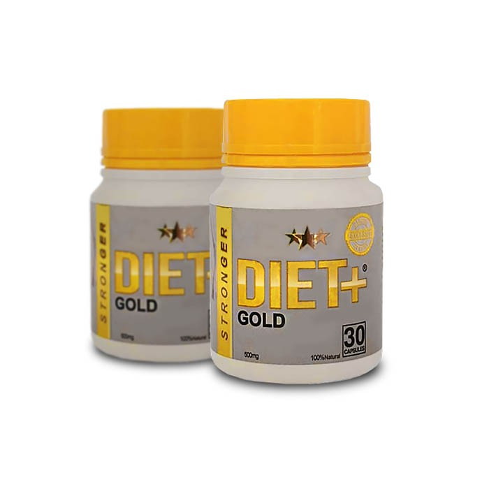 Stronger Diet Gold 2 Potes