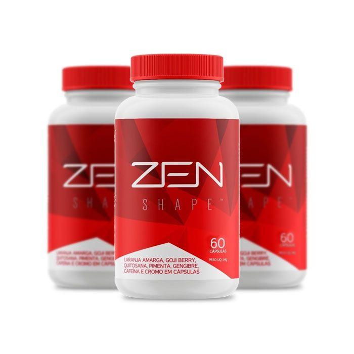 Zen Shape 60 cápsulas 3 Potes