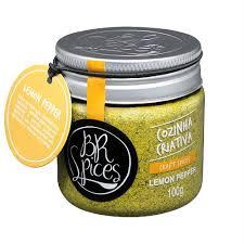 BR Spices - (Lemon Pepper) 100g