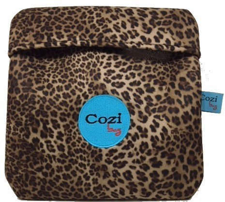 Kit Cozi Bag 750ml + 10 Potes Reutilizáveis + 5 Temperos Br Spices