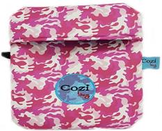 Super Kit Cozi Bag 1 Litro + Refratária 1 Litro + 100 mts  de Filme + Temperos