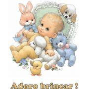 PAPEL SUBLIMAÇÃO INFANTIL - MODELO: BEBÊ 01 - A4(21X29,7)