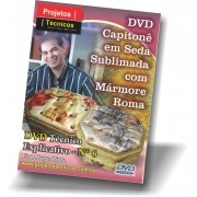DVD - CAPITONÊ E MÁRMORE ROMA - Nº 6 COM JORGE PINTO