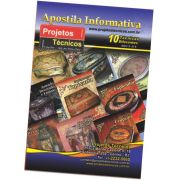 APOSTILA PROJETOS TÉCNICOS - 10 TÉCNICAS Nº8 - LANÇAMENTO 2015