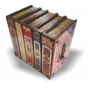 Kit Curso Pronto - Caixa Livro - Todos os materiais inclusos  - COM DVD.