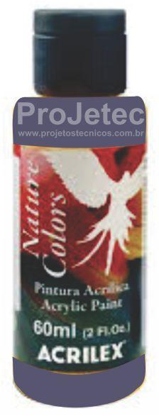 TINTA ACRÍLICA - NATURE COLORS 60 ML. AZUL SECO