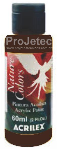 TINTA ACRÍLICA - NATURE COLORS 60 ML. RÚSTICO
