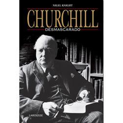 Livro - Churchill - Desmascarado