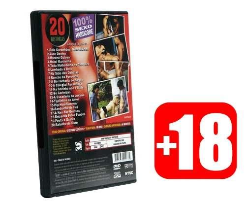 DVDs Erótico - Festival Explícito + Histórias Eróticas