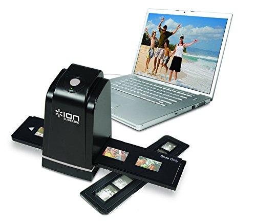 Ion SLIDES2PC 35mm foto conversor negativo e slide para PC