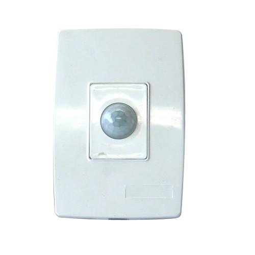 Sensor De Presença Eletrônica De Embutir Espelho Capte - 6 unid.  01 relé brinde