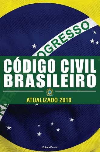 Livro Código Civil Brasileiro Atualizado Até 2010