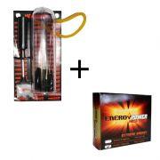 Bomba Peniana Mederect + Energy Power Mega Turbo