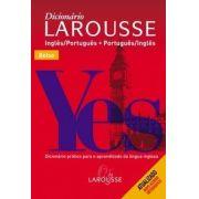 Dicionário Larousse Inglês-português / Português-inglês - Ed. De Bolso