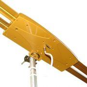 Antena Digital Externa Amplificada Ouro 4em1 com Cabo Coaxial 20m e Divisor de Sinal - Capte