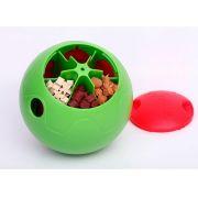 Brinquedo para Cães Foobler Exercícios E Redução De Peso Verde e Laranja
