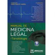 Manual de Medicina Legal - Tanatologia 5ª Edição
