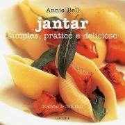 Livro - Jantar: Simples, Prático e Delicioso