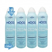 Água termal para pele oleosa - Água Termal 4 unidades