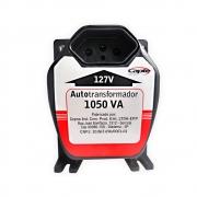 Auto transformador 1050VA / 735W bivolt 110V/220V Tripolar Capte