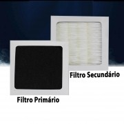 Kit Filtro Purificador de Ar R28 PET