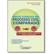 NOVO CODIGO DE PROCESSO CIVIL COMPARADO