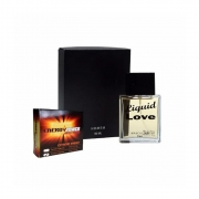 Perfume Liquid Love Man com Energy Power Mega Turbo Estimulante Sexual