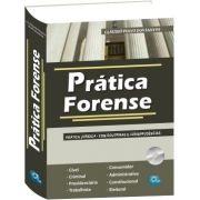 Pratica Forense - Prática Jurídica - Com Doutrinas e Jurisprudência