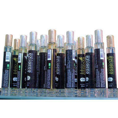 Kit Reflexus c/ 20 Perfumes 5 fragrância masculinas e 5 fragrância femininas c/ Essências Importadas