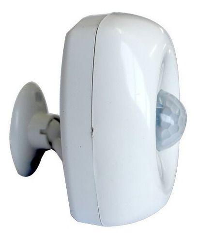 Sensor De Presença De Parede Articulado - Capte 4 Unidades