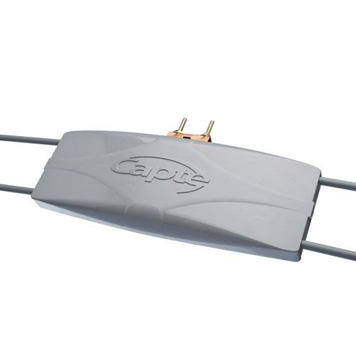 Antena Digital Externa Capte Estrada P/ Caminhão, Motorhome, Ônibus, Barco e Vans 12dB