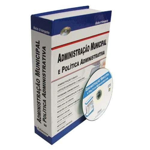 Administração Municipal E Política Administrativa 1ª Edição