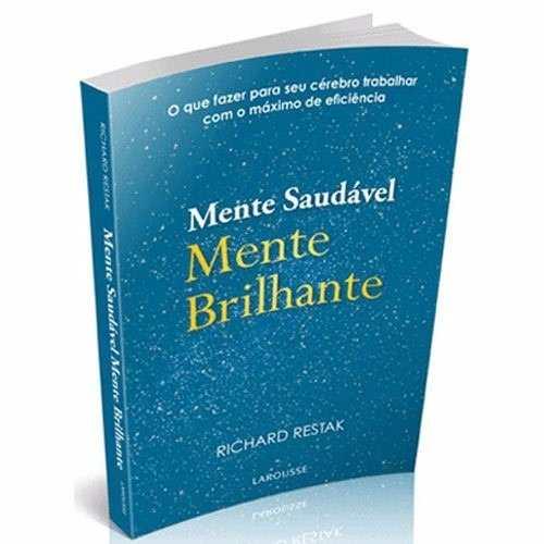 Livro Mente Saudável, Mente Brilhante