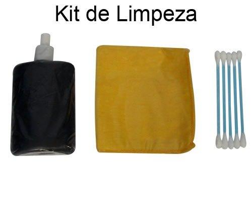 Capa de Câmera Digital Contra Umidade + Kit de Limpeza