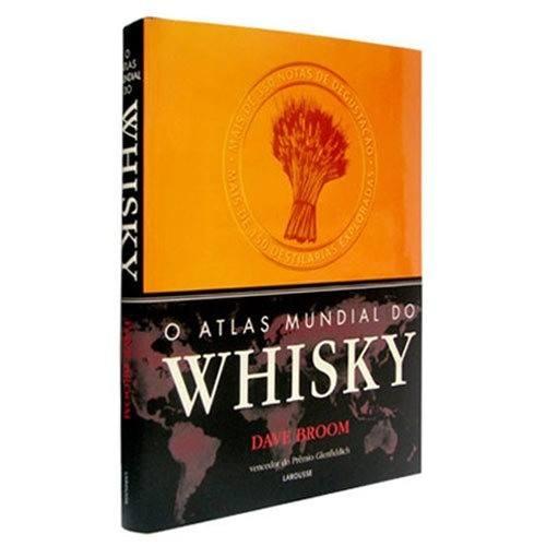 Livro O Atlas Mundial do Whisky
