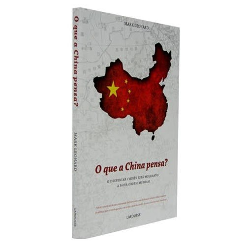Livro O que a china pensa?