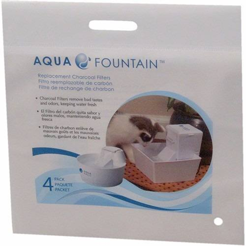 Refil de Carvão ativado para as Fontes Aqua Cube e Aqua Fall