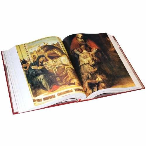 Bíblia Sagrada Edição Luxo Capa Dura