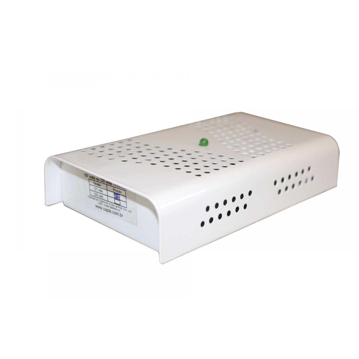 Kit Anti Mofo Eletrônicos Repel Mofo 4 unidades, Anti-Ácaro e Fungos, Desumidificador 110V - BRANCO