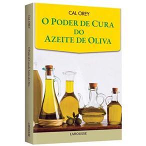 Livro - O Poder de Cura do Azeite de Oliva