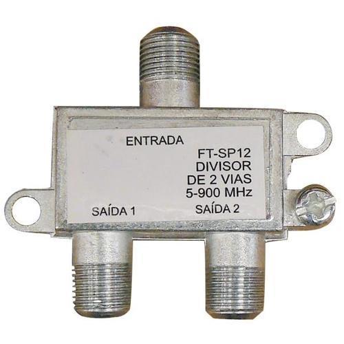 Divisor De Sinal 2x1 5-900mhz Splitter 5010