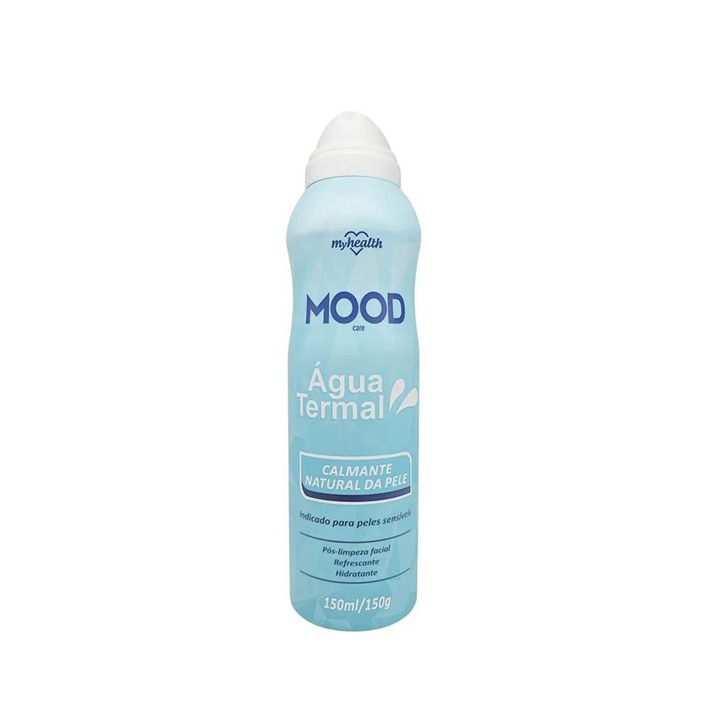 Água Termal para rosto 100% pura - Spray água termal