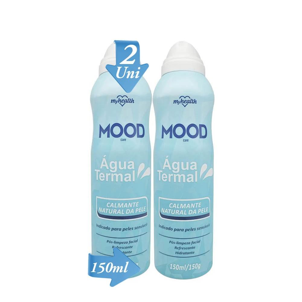 Água Termal para todo tipo de pele – Maquiagem água termal 2 unidades