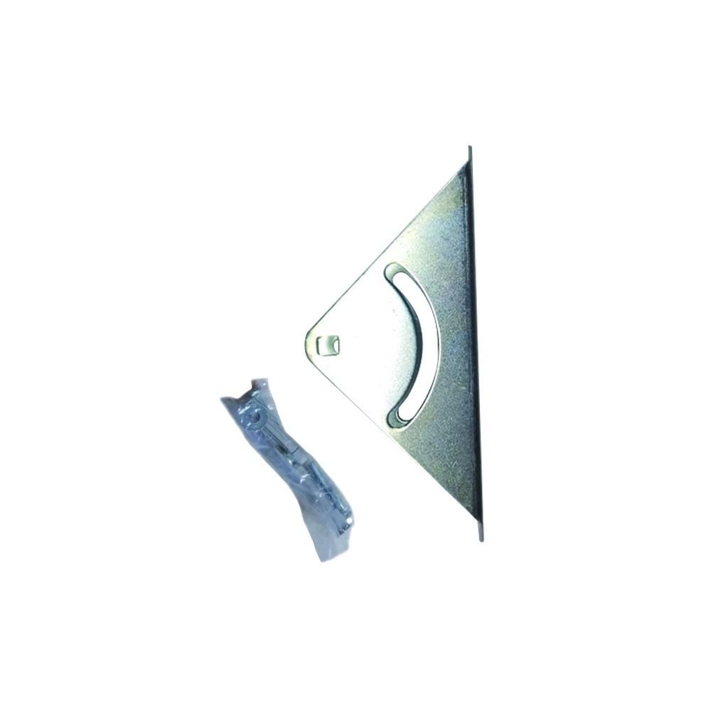 Antena para Tv Digital 4k Log 20 Elementos com mastro