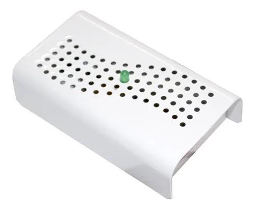 Anti Mofo Eletrônico R14 110V Branco Repel Mofo Anti-Ácaro e Fungos Cabo 5 Metros