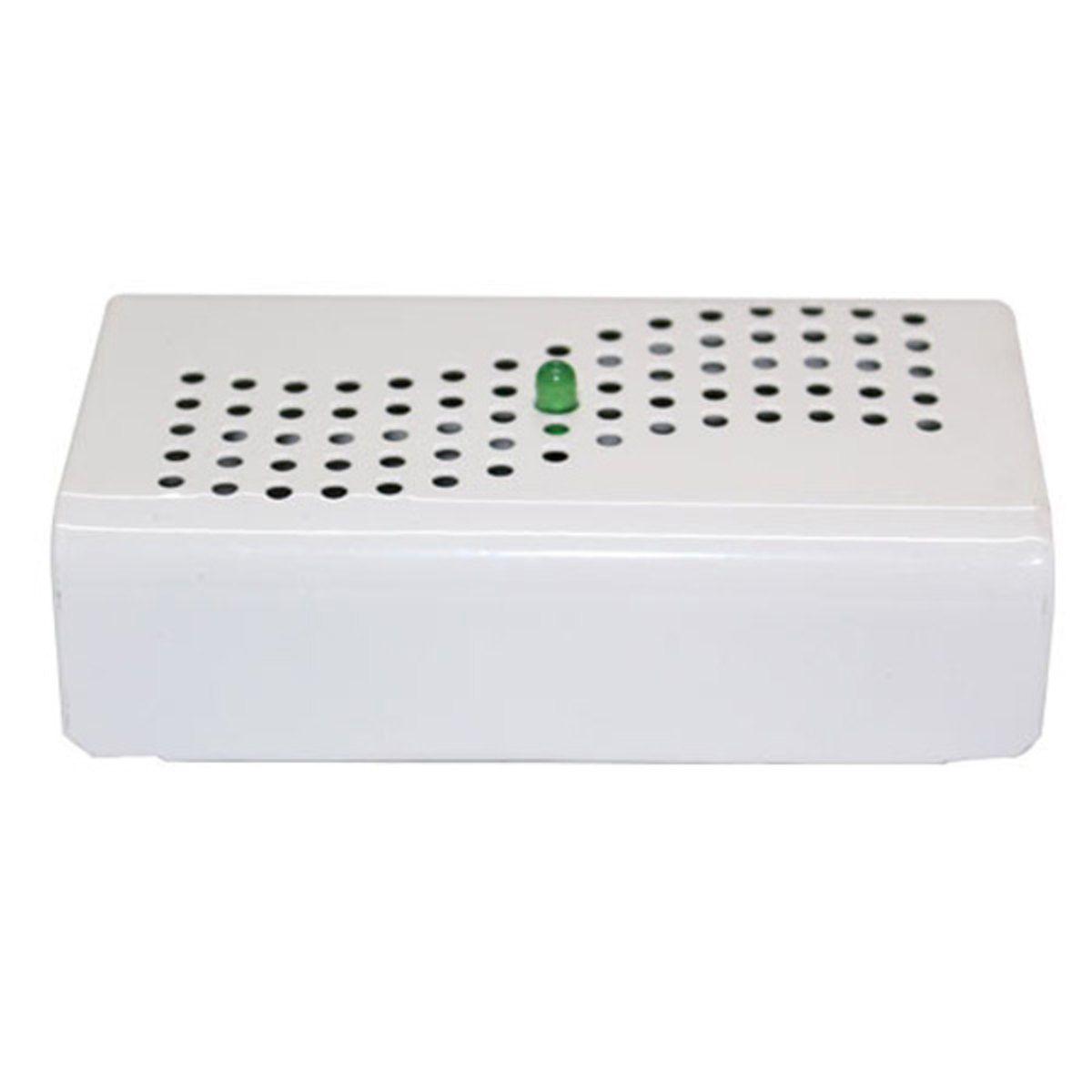 Anti Mofo Eletrônico R14 220V  1 unid. Branco Repel Mofo, Anti-Ácaro e Fungos, Desumidificador Capte
